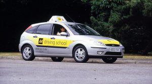 Car For Driving Test